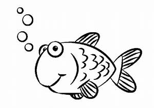 Simple Fish Drawing - Cliparts.co