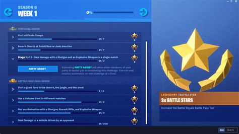 Fortnite Party Assist Feature Explained