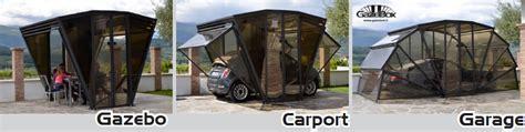 box auto in ferro gazebox carport garage gazebo e box auto moto in ferro