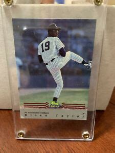 We did not find results for: 1992 Brien Taylor Classic Best Baseball Card BC 15 Mint | eBay