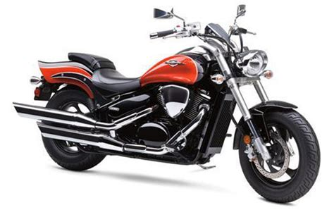 2009 Suzuki Boulevard M50/special Edition Review