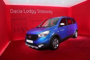 Dacia Lodgy Anhängerkupplung : dacia lodgy stepway 7 places pour l 39 aventure l 39 argus ~ Jslefanu.com Haus und Dekorationen