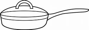 Free coloring pages of stove drawing
