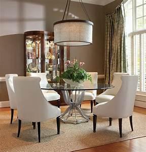 80 idees pour bien choisir la table a manger design With idee deco cuisine avec table a manger ronde design