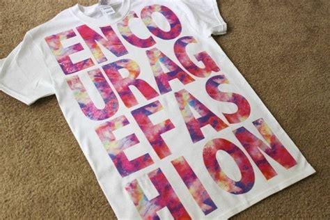 diy patterned block letter tee   paint   shirt