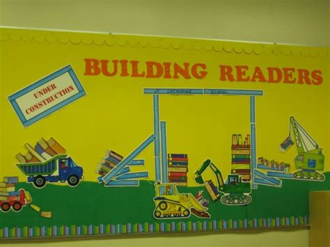 17+ Images About Construction Classroom Theme On Pinterest