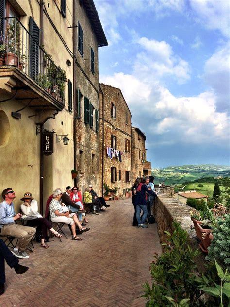 Pienza Tuscany Italy In 2020 Hiking Europe Italy