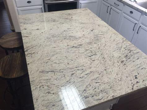 antique white granite countertops installation kitchen