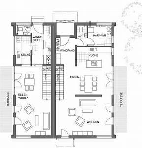 Langes Schmales Haus Grundriss : grundriss erdgeschoss mannheim von luxhaus doppelhaus in 2019 pinterest haus haus ~ Orissabook.com Haus und Dekorationen