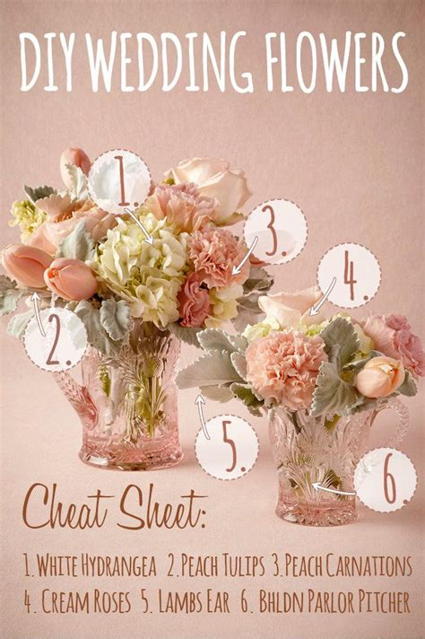 best 25 diy wedding flower centerpieces ideas on