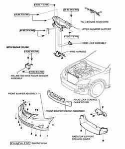 Lexus Is 250 Condenser Diagram  Lexus  Auto Parts Catalog
