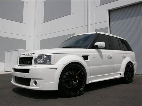 Land Rover Range Rover Modification by Onyxconcepts 2008 Land Rover Range Rover Sport Specs