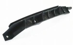 Lh Rear Inner Bumper Bracket 00-06 Audi Tt Mk1