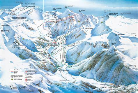 ecole de ski mont dore station de ski le mont dore massif central puy de d 244 me ecoles de ski