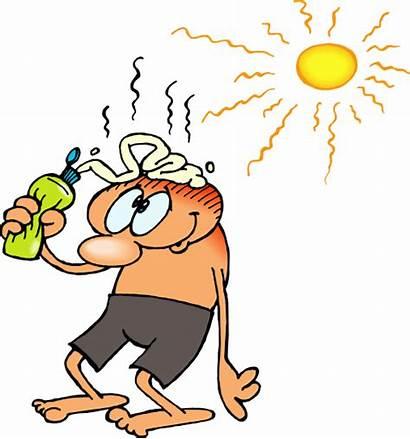 Clipart Funny Summer Sunburn Lotion Suntan Clip