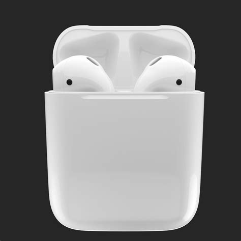Apple Airpods 3D | CGTrader