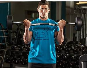 Arm Workouts For Men  5 Biceps Blasts