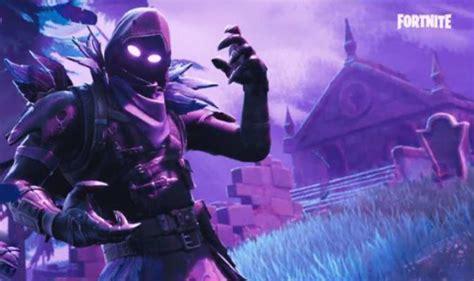 Raven Fortnite Skin Live Epic Games Launches New