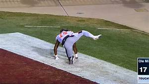 Total Pro Sports Ole Miss WR DK Metcalf Flagged For