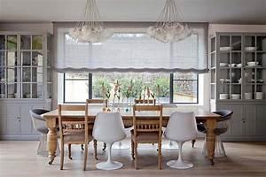 les chaises depareillees qui egayent lambiance de la With meuble de salle a manger avec pinterest deco paques