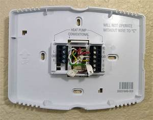 Honeywell Wifi Thermostat Wiring Diagram  U2013 Best Diagram
