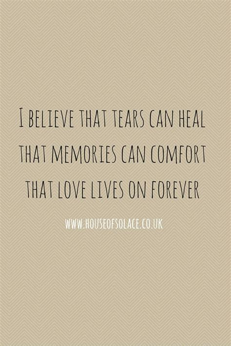 Comforting Quotes Loss Loved One