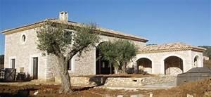Construction Maison En Pierre : construire un maison en pierre ~ Melissatoandfro.com Idées de Décoration