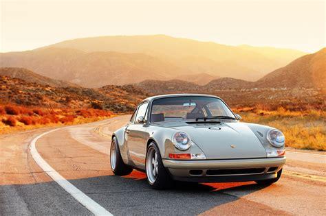 Porsche 911 X Singer Vehicle Design