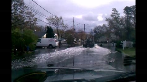 hurricane sandy toms river nj youtube