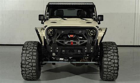 Starwood Motors Custom Jeep Wrangler Bandit