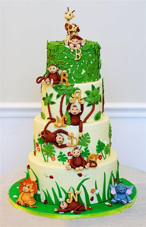 Jungle Cake! Cakecentralcom