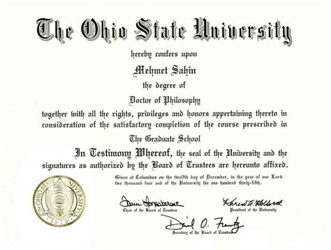 college diploma templates template updatecom