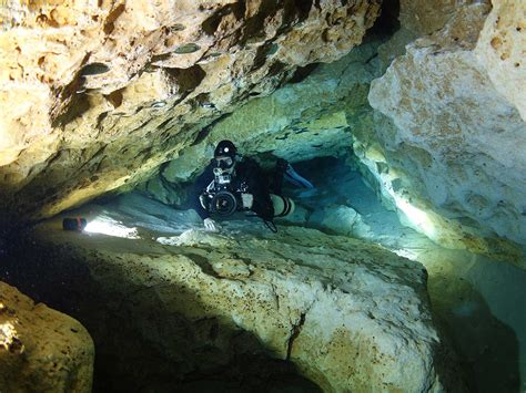 additional benefits of cave diver training the cave