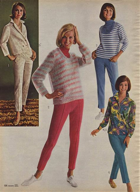 1960s Fashion For Women And Girls 60s Fashion Trends