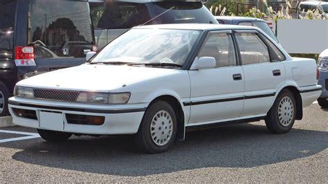 Toyota Corolla vs. Toyota Sprinter: A Brief History