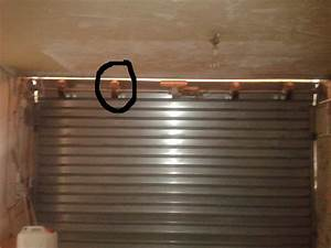 Volet Roulant Garage : volet roulant electrique de garage en panne ~ Melissatoandfro.com Idées de Décoration