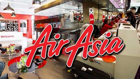 airasia opens  hour lounge  klia kliainfo