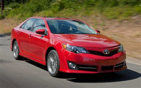 2013 Toyota Camry V6 Xle Review