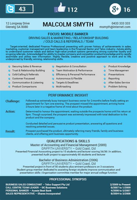 Successful Resumes Canberra by 50 Best Resume Sles 2016 2017 Resume Format 2016