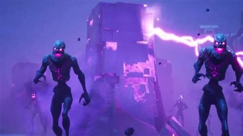 fortnites zombies  ghouls invade battle royale mode