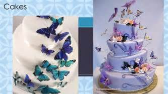 themed centerpieces butterfly themed quinceanera by my quinceanera