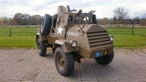 top  wwii surviving vehicles  canadian gm otter
