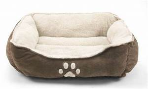 sofantex pet line medium size pet beds paw print http With enclosed dog beds for medium dogs