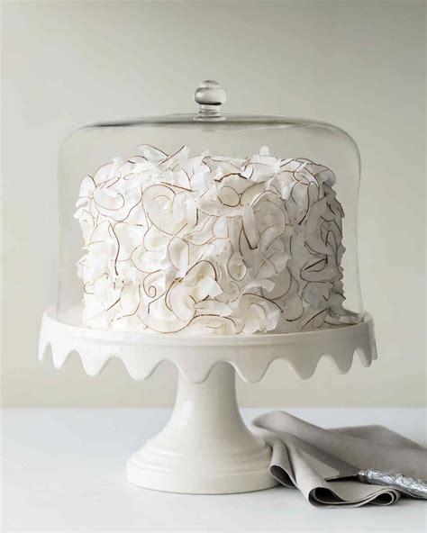 put summer desserts   pedestal martha stewart