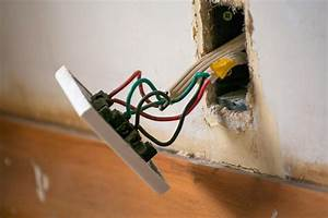 Electical Wiring  Color Coding And Terminal Screws