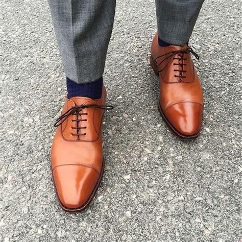mens light brown oxfords essential shoes for men mens suits tips