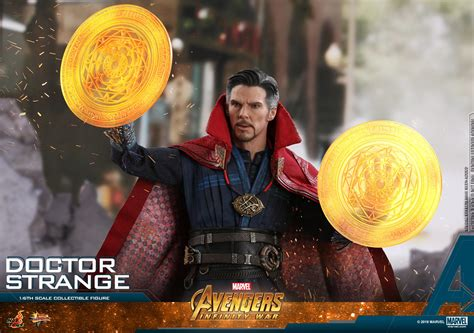Hot Toys - AIW - Doctor Strange collectible figure (10)