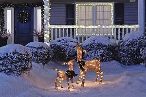 Easy, Outdoor, Decorations, To, Get, You, In, The, Holiday, Spirit