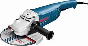 Meuleuse Bosch 230 : gws 22 230 h professional meuleuse angulaire pour ~ Edinachiropracticcenter.com Idées de Décoration