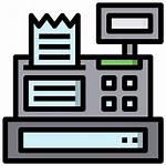 Cash Register Icons